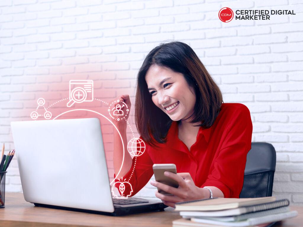 CDM Online SEO Certification Program